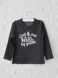 """Shirt """"LIEF"""""""