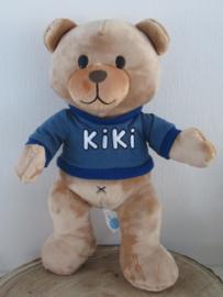 Kiki beer van Kansen in Kinderen