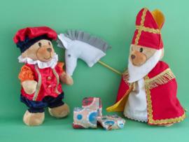 Kledingset Sinterklaas voor Kiki
