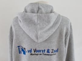 Vest met logo