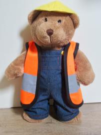 Kledingset wegenbouwer / bouwvakker voor Kiki
