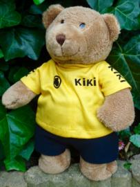 Tour de France kleding voor Kiki