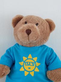 Shirt zon met zonnebril voor Kiki