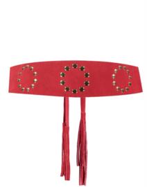 Yve Belt red
