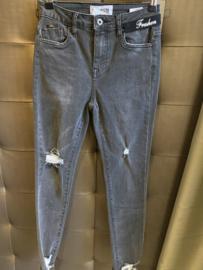 Jeans Fashion grijs