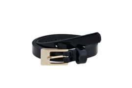 Belt zwart small