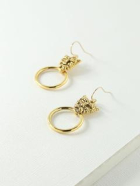Vanessa Mooney The Panther Earrings
