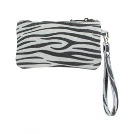 Perfect purse zebra