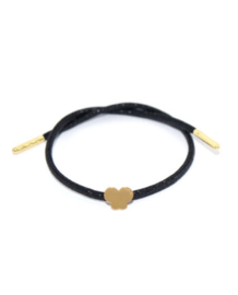 Lucky Bracelet black