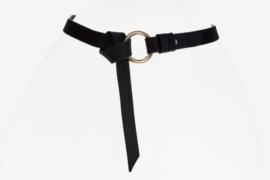 Belt plain long
