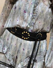 Yve belt black
