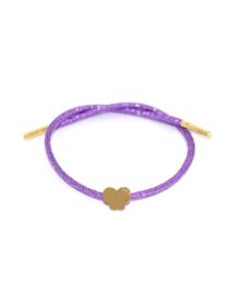 Lucky Bracelet Deux Purple