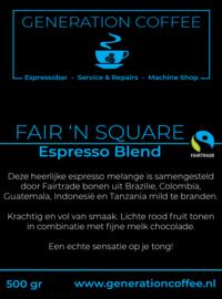 Fair 'n Square 500gr