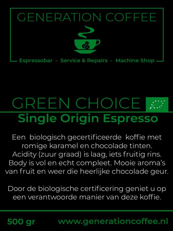 Green Choice 500gr