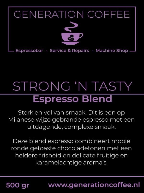 Strong 'n Tasty 500gr