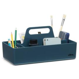 Toolbox zeeblauw