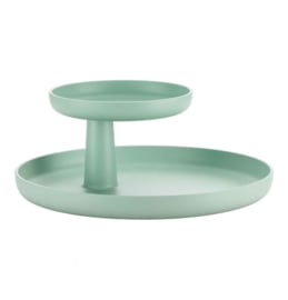 Rotary tray - mintgroen