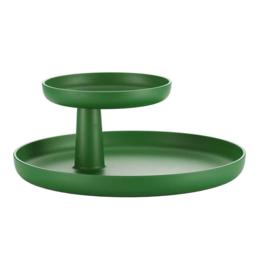 Rotary tray - palmgroen