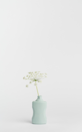 Bottle vase - dusty mint #21
