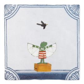 Storytiles - Flying - Kikker