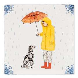 Storytiles - It's raining dogs