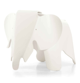 Eames Elephant - wit