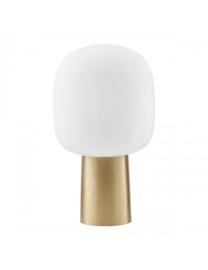 Note tafellamp wit