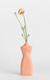 Bottle vase - oranje #8
