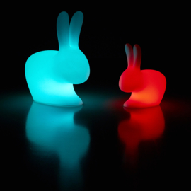 Rabbit chair baby lamp - outdoor (LED)