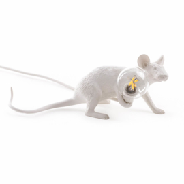 Mouse lamp liggend