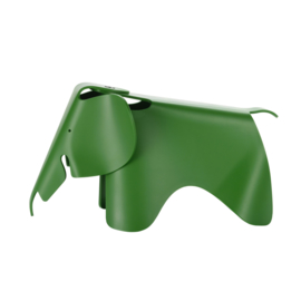 Eames Elephant (small) - palmgroen