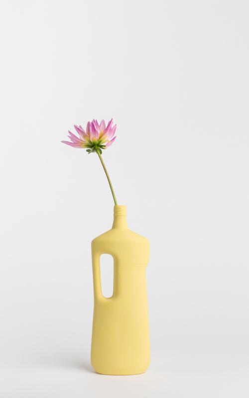 Bottle vase - sun #16