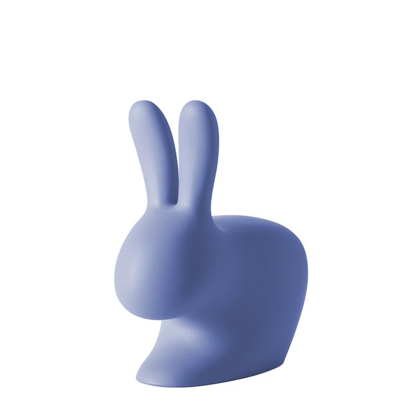 Rabbit chair baby - lichtblauw