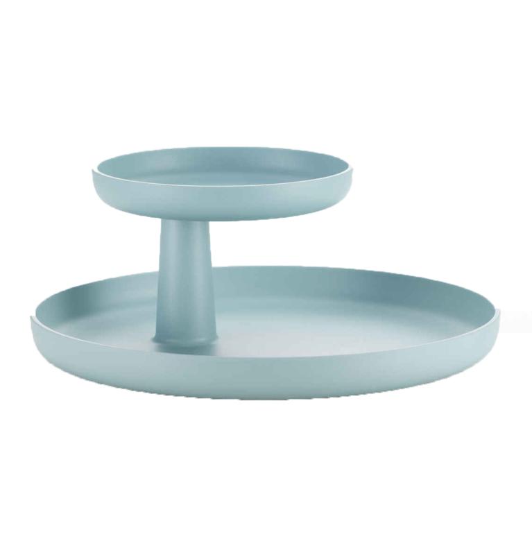 Rotary tray - ijsblauw