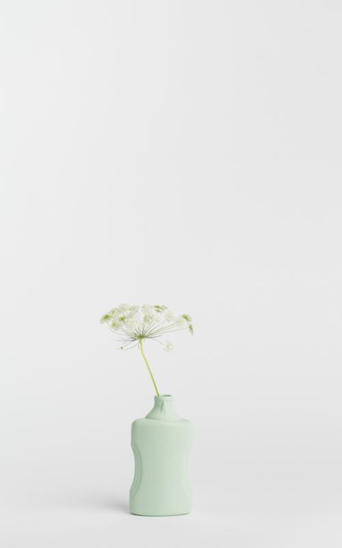 Bottle vase - mint #21