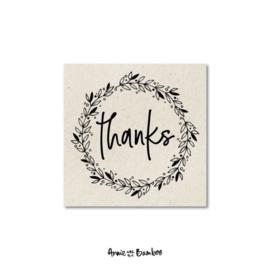 Minikaartje - Thanks