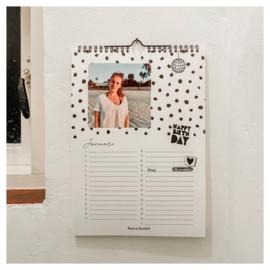 Kalender voor feestjes (A4)