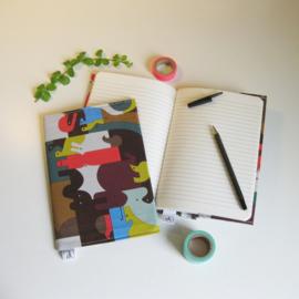 Barabrenda | Notitieboekje grafisch dieren