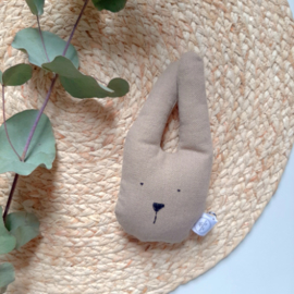 Barabrenda | Rammelaar konijn beige