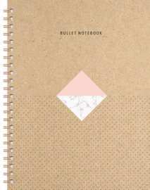 Bullet notebook Kraft