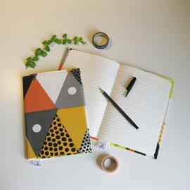 Barabrenda | Notitieboekje grafisch veelkleurig