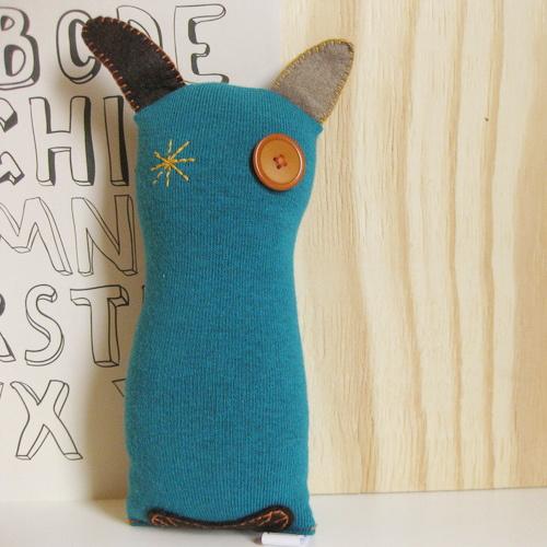 Barabrenda   Frummel het Fabeldier blauw