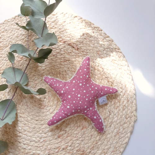 Barabrenda | Rammelaar zeester lila
