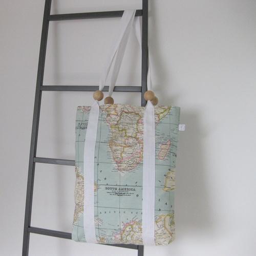 Barabrenda   Tas wereldkaart