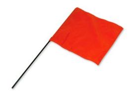 Markeervlag oranje