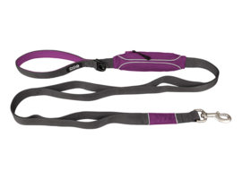 Dog Copenhagen Urban Trail leash Paars