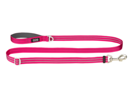 Dog Copenhagen Freestyle leash Roze