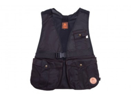 Dummyvest Firedog hunter air Waxed Bruin