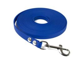 Biothane speurlijn 9 mm blauw