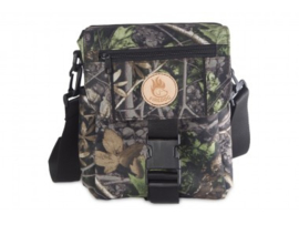 Firedog mini dummytas camo (woodlands)